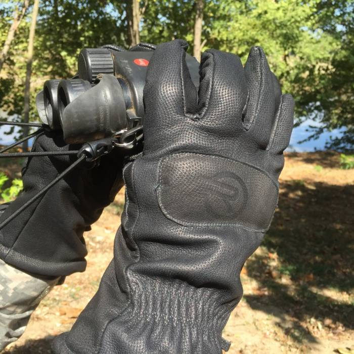 JAWS GLOVE WITH FRXTU PROTECTION
